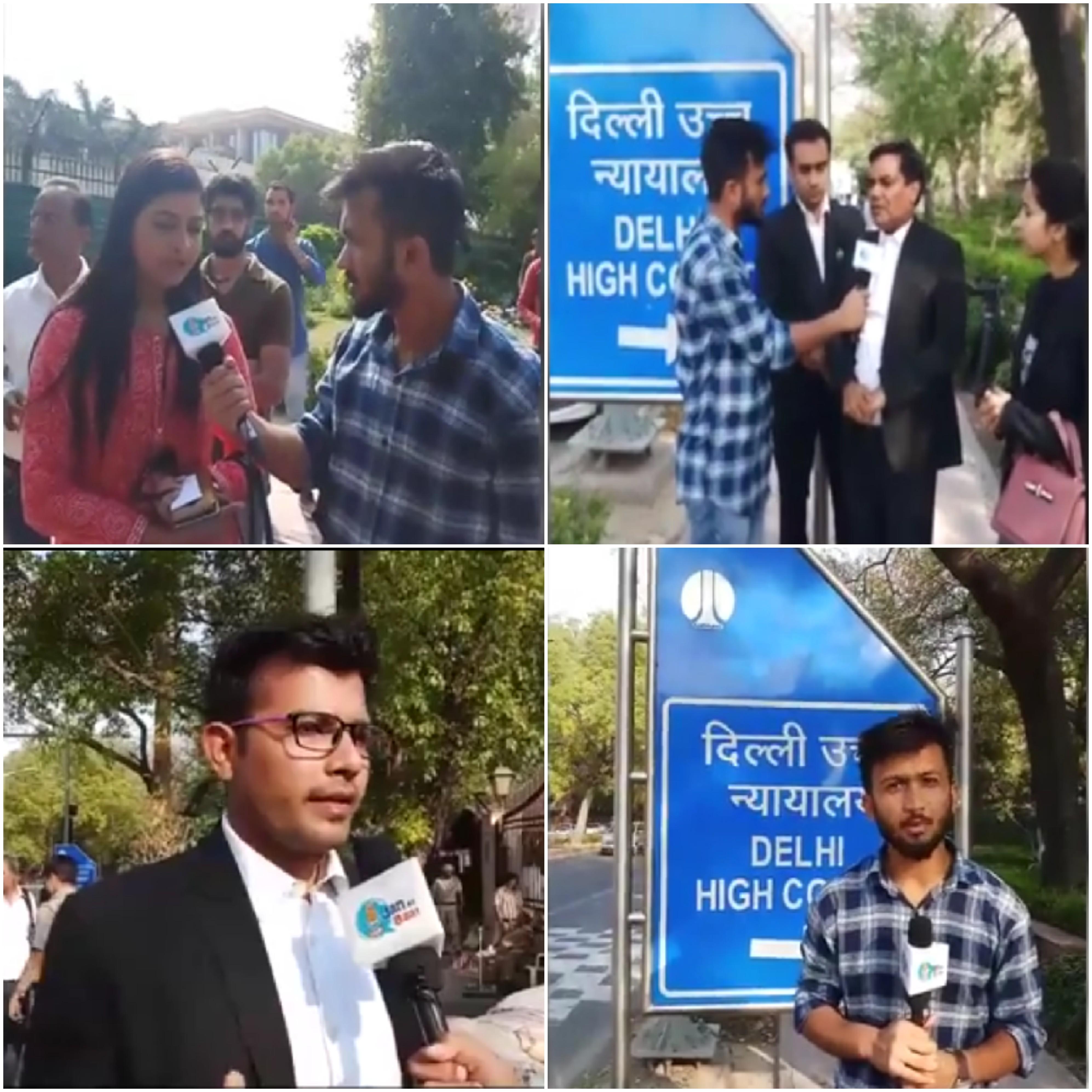दिल्ली हाई कोर्ट के आप के 20 विधायकों पर फैसले के बाद हमने की अलका लांबा से बातचीत